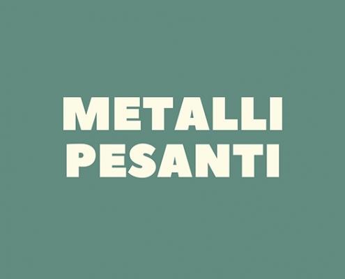 Metalli pesanti parte 2