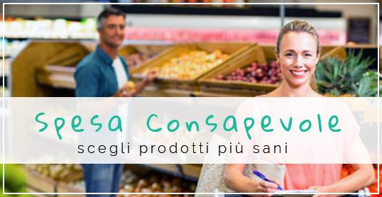 scegli prodotti sani